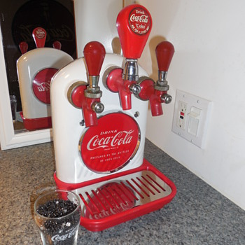 1950's Coca-Cola Fountain Dispenser - Coca-Cola