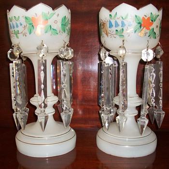 Luster Vases