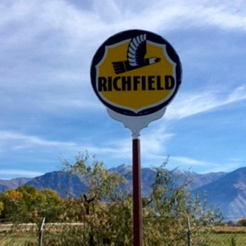 Richfield Eagle Lands - Petroliana