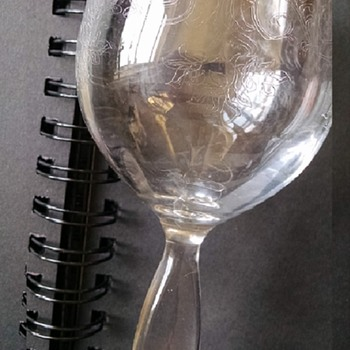 Stemware Maker Patter? - Glassware