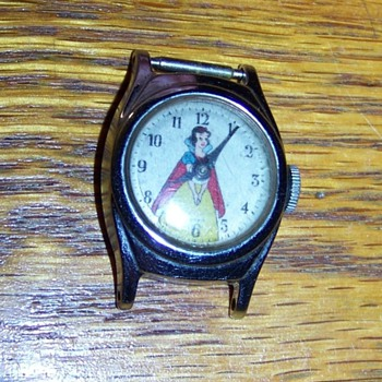 1950 Disney's Snow White - Wristwatches
