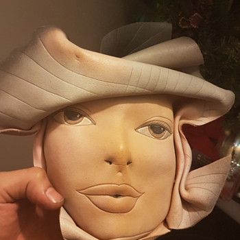 Rare vintage masks - Visual Art