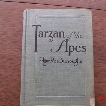 Early 1914 Tarzan of the Apes