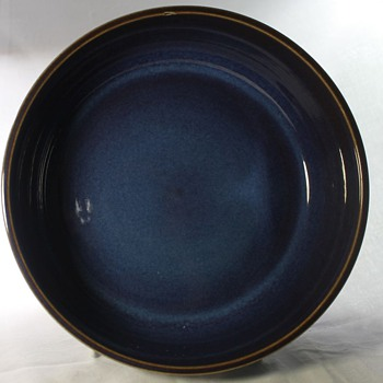 Kosmos Bowl Upsala Ekeby Sweden - Art Pottery