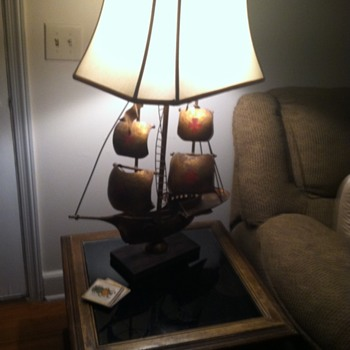 My new favorite lamp