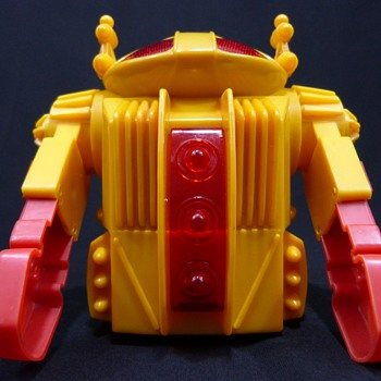 Acrobat Robot ~ Battery-Operated