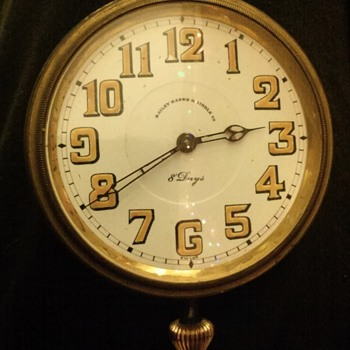 Vintage Bailey Banks & Biddle pocket watch