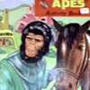 Planet of the apes coloring books and record books