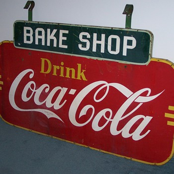 Favorite Coke Sign