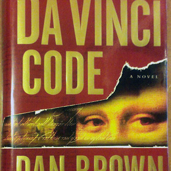 The Da Vinci Code book - Books
