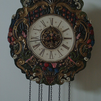 Beautiful wall clock - Clocks