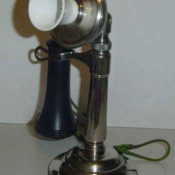 Century split shaft desk stand - Telephones