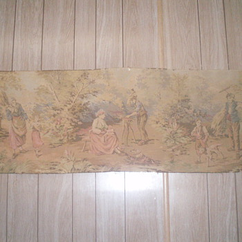 My Grandmas Tapestry - Rugs and Textiles