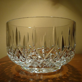 WATERFORD CRYSTAL  - Glassware