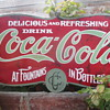 coca cola sign any information for this one please