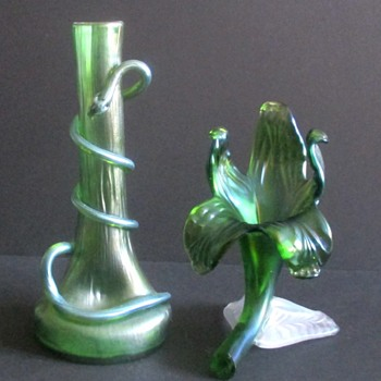 LOETZ AND KRALIK FOR ST PATRICK'S. - Art Glass