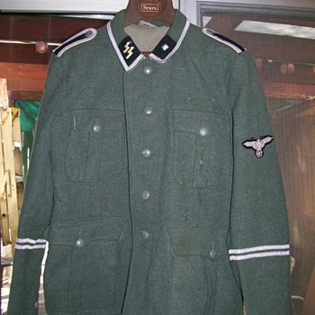 Favotite piece of history WWII German SS jacket