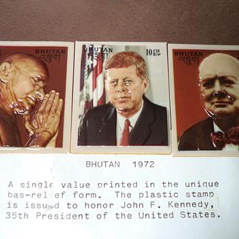Bhutan Postage Stamps - Stamps