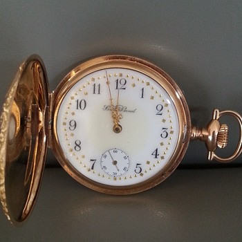 Pocketwatch  Looking for information on this piece