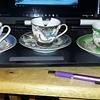 Japanese Dragon Cups