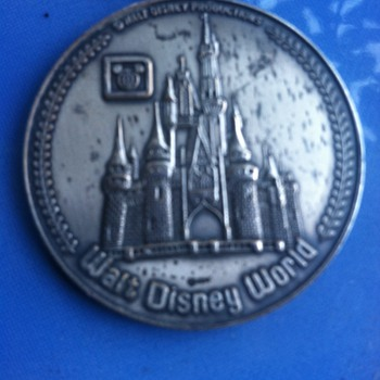 Disney Keychain - Advertising