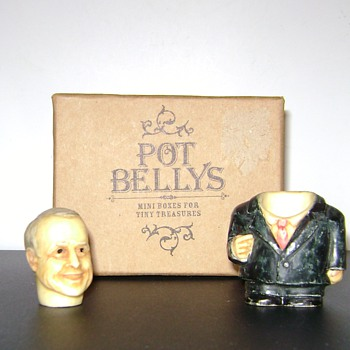 Pot Bellys - Figurines
