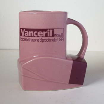 Vanceril Inhaler Advertising Piece