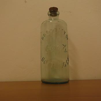 Coca-Cola Hutchinson bottle - Coca-Cola