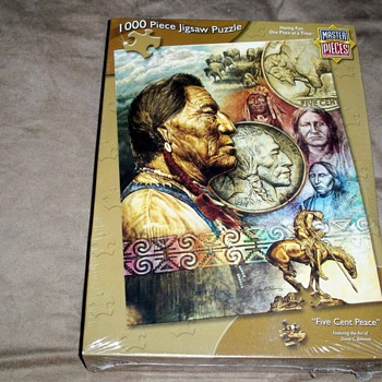 1000 Piece Jigsaw Puzzle - Games