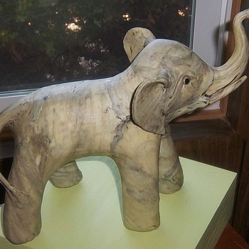 Hawaiian Souvenir Elephant