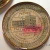 GF 18S AMERICAN WALTHAM  FANCY DIAL/PAPER INSERT IN CASE