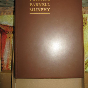 Francis Parnell Murphy ....Roycroft Press