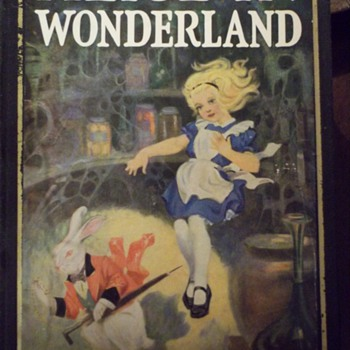 Alice in Wonderland - Books