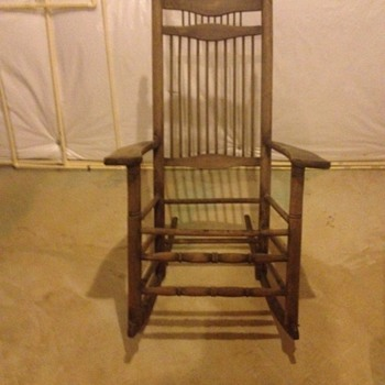 Looking for Info On Porch Rocker - Furniture