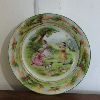 Decorative Schwarzburg Plate - China and Dinnerware