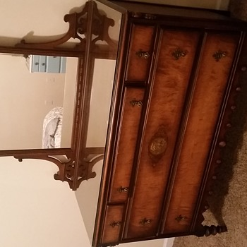Any information on this dresser? - Furniture