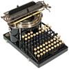 Yost typewriter - 1887