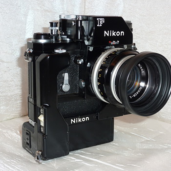 Nikon F Photomic FTn - Cameras