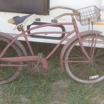 1946 Murray Bicycle  - Outdoor Sports