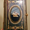 Victorian Tortoise Shell - 14k Gold - Ivory - Sterling - Pietra Dura Micro Mosaic