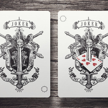Empire Playing Cards by Lee McKenzie - Cards