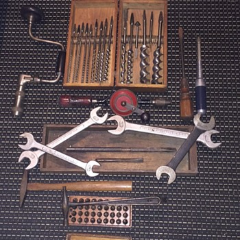 Antique tools 1890-1930