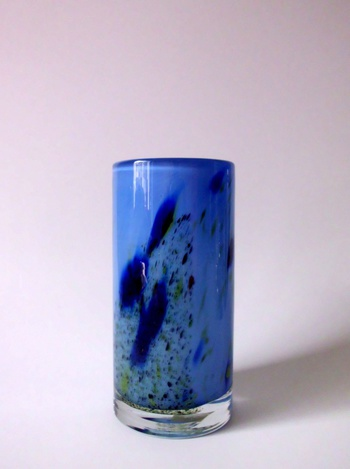 Randsfjord glassverk vase