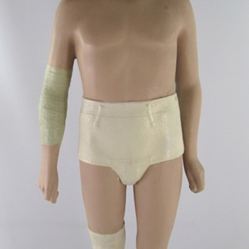 Ace Bandages Mannequin  - Advertising