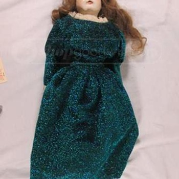 Is this doll authentic?