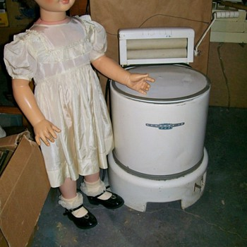 1950's Vintage JR. Kenmore Wringer washing Machine