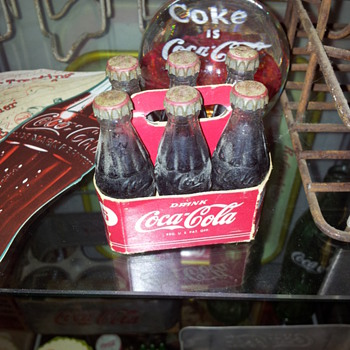 Coca Cola Mini 6-Pack - Coca-Cola