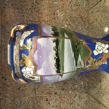 Vase from Japan