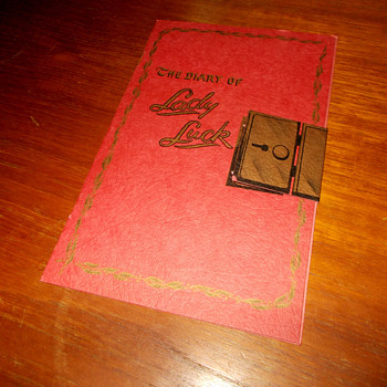 "1950s, 60s Coca-Cola ""Lady Luck"" Pocket Guide"