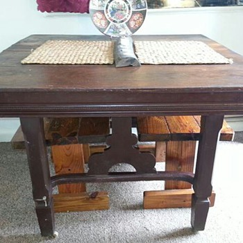 Vintage table from the 30's?